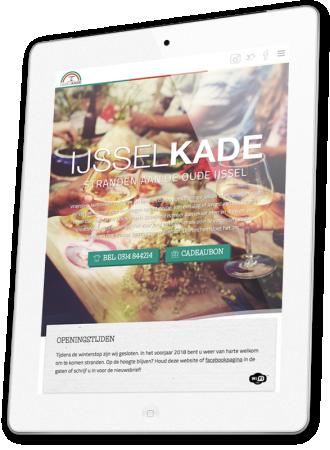 iPad IJsselkade