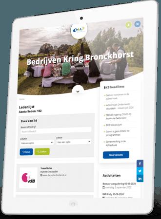 Bedrijven Kring Bronckhorst responsive